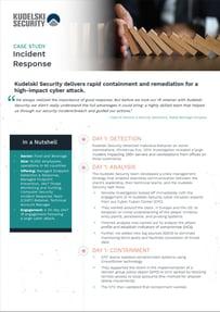 Kudelski Security_Incident Response_ Case Study